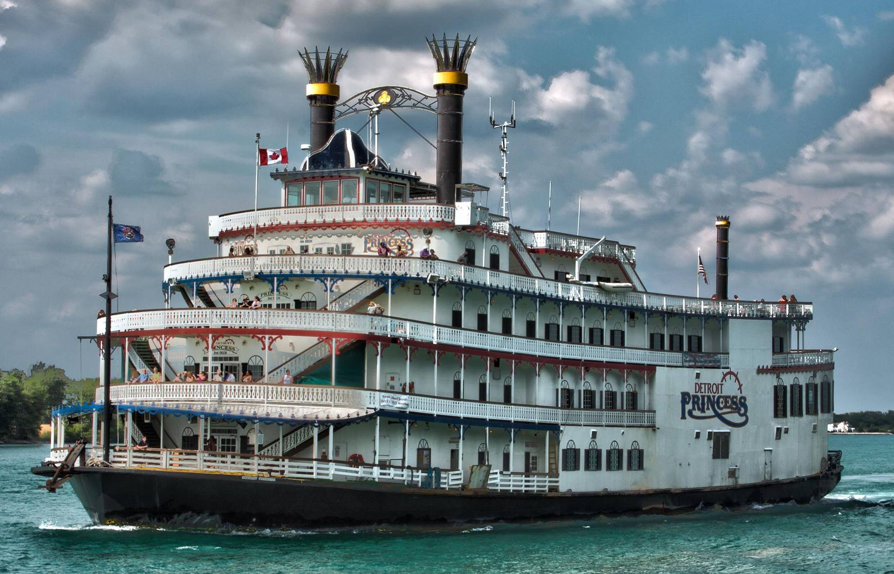 Father S Day Beer Tasting Boat Cruise Along The Detroit