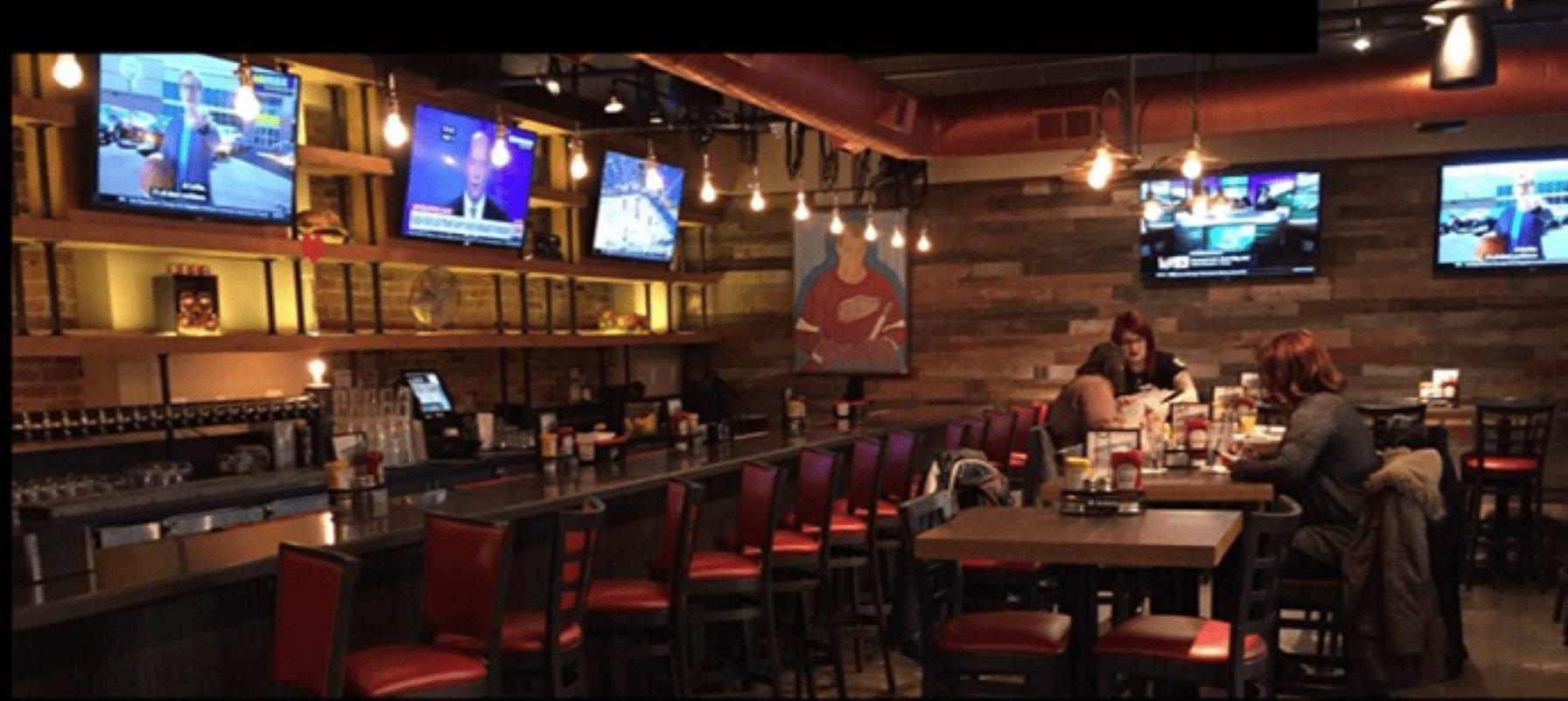 Basement Burger Bar Detroit On Tap